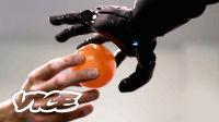 超越人类:世界首款有触觉的脑控假肢