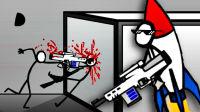 【屌德斯解说】 火柴人实验室 这不是GMOD里的重力枪吗[标清版]