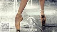 一个瘦腿翘臀的动作训练-女子塑形健身