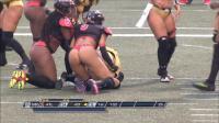 女子橄榄球大赛, 暴力美学与性感的完美结合