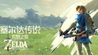 老戴《塞尔达传说 荒野之息 中文版》11 大师之剑