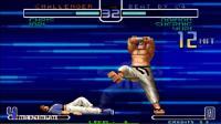 拳皇2002: 大门三个人用三个隐藏! 一管秒! 太可怕