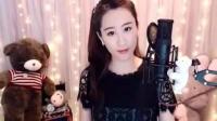 网红美女翻唱《漂洋过海来看你》粉丝们说: 唱得