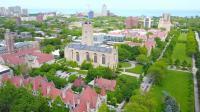 航拍美国芝加哥大学, 2017年QS世界大学排名列第十