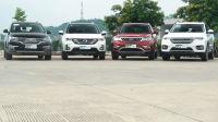 YYP横评四款10-15万自主品牌热销SUV-大家车言论出品