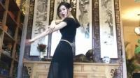 美女跳中国风舞蹈太美了, 放在古代你就是贵妃