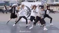 韩国舞蹈女团The Ark模仿EXO 《Call me baby》帅得不要不要的