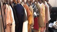华荣服饰17当季新款品牌系列款精品长款连衣裙超值组合包每组18件每件35元