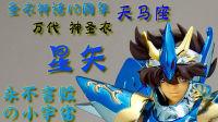 (亚瑟制作)星矢 神圣衣 圣斗士星矢 天马座 圣衣神话10周年纪念 BANDAI 万代