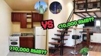 中国租房vs美国租房, 上海vs纽约vs洛杉矶
