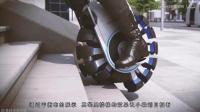 大家怎么看    暖心科技秀    歪果仁发明爬坡轮胎, 有了它, 残疾人坐着轮椅就能爬楼梯