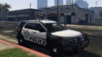哟桑【gta5警察上班第132天】拉斯维加斯警车