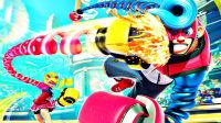 【屌德斯解说】 弹簧拳击ARMS 全新Switch体感游戏抢先体验 我拖着100米长的手臂来比赛啦!
