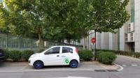 奇瑞EQ纯电动汽车 30公里租车体验