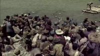 被战争冲散的中国士兵没有身份证明, 想出集体唱军歌证明自己的身份