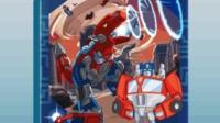 【肉肉】变形金刚救援机器人灾难来袭 16机器霸王! 擎天柱!