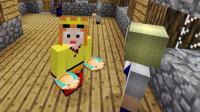 小本成龙【小龙】我的世界MC小龙的世界EP1凶残新世界        Minecraft游戏视频