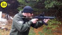 小口径步枪消音器性能测试, 声音小 可杀敌于无形之中!