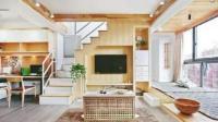 家庭装修: 耳目一新的客厅电视背景墙设计方案