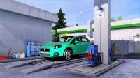 欧卡2-Promods 2.16  出租车 菲亚特FiatGrandePunto
