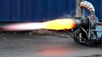 喷气式发动机的燃烧室温度有多高? 可将普通钢铁直接融化!