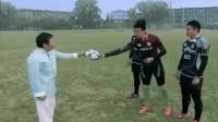 陈氏太极挑战橄榄球运动员, 打到运动员怀疑人生?
