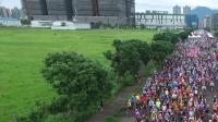 VLOG《无人机空拍》北滨100追风公路车挑战赛, 大疆幻影无人机