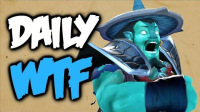 Dota 2 Daily WTF - Challege accepted