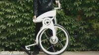 具有划时代创新的新能源自行车你好奇吗