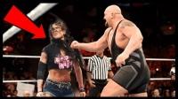 盘点WWE Top10 男打女比赛 凤凰女 丽塔实力堪比男