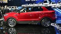 国产仅售7万SUV神似路虎, 长安CS55要跟哈弗抢占SUV市场