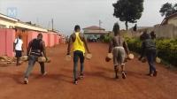 非洲人的身材怎么练出来? 看了他们的健身房和器材自叹不如