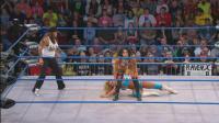 TNA女子摔角 泰伦泰勒尔vs塔拉 各种戏弄 果然不作