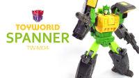 KL變形金剛玩具分享178 TW-M04 三變彈簧 Spanner