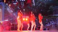 韩国女团AOA火辣热舞, 现场氛围太火爆了!