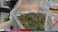 海口海关破获大麻走私案 毒品伪装成薯片邮寄入境