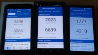 三星 S8+与苹果 7 +和LG G6 性能跑分测试对比