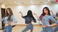 Dalshabet 韩国练习室舞蹈版Someone like U