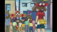 《宠物小精灵》: 火箭队卖假能量方块被恰雷姆发现, 用念力打飞了