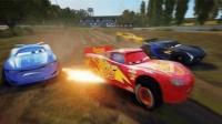 PS4《赛车总动员3: 驶向胜利》中文版, 2个新角色极速快感特技漂移