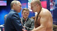 他是普京的偶像 60亿人中最强的男人 UFC冠军在他