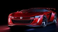 """此车被誉""""神车""""外观有赛车的味道造型前卫外观改变大众设计中庸风格! 大众发布GTI概念车"""