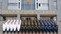 中国第一天团超高颜值震撼! 走近中国三军仪仗队!
