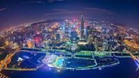航拍: 广州珠江带CBD建筑群 比肩上海北京的三大国家级中央商务区