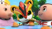 猪猪侠之超星萌宠终极决战梦想的力量第12期:猪猪侠和铁拳虎梦想守卫者 永哥玩游戏