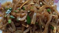 美食家常菜 凉拌猪皮的功效及做法
