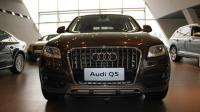 新款奥迪Q5正式上市, 售价39.96-51.92万元! 抢了众多豪车的眼球, 帅出新高度