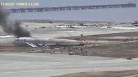 韩亚航空214航班事故最新解密 飞机曾在跑道上连续翻滚