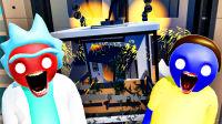 【某咪】《电梯模拟器Roblox》去吧电梯! 坑小卢大作战 单机独立游戏搞笑解说