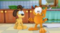 《加菲猫总动员第3期 鸭子韦德保卫地球美食》儿童游戏 糯米解说